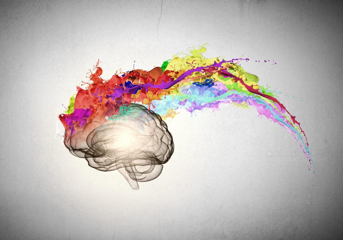 Esplosione di creatività che invade il cervello: pensiero psicopatologico?
