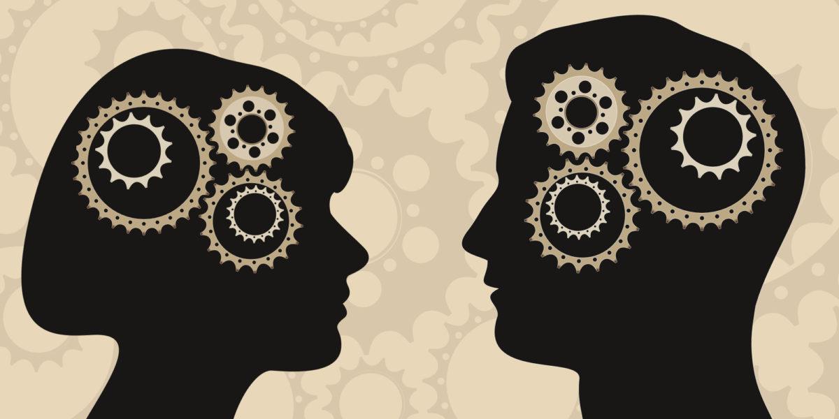 meccanismi maschili e femminili a confronto