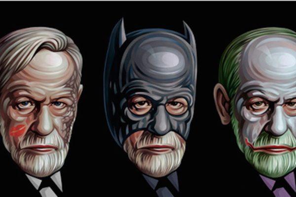 Fredu si incarna in Batman e Jocker