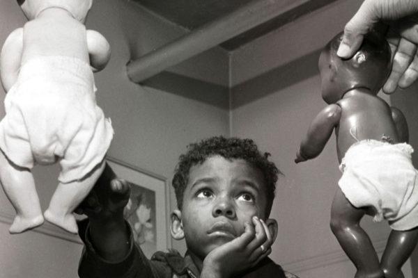 gli effetti del razzismo sui bambini